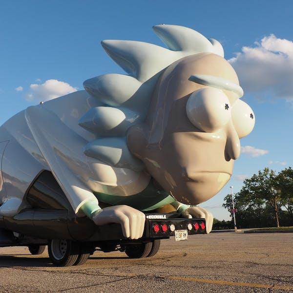 Rickmobile: Louisville, KY