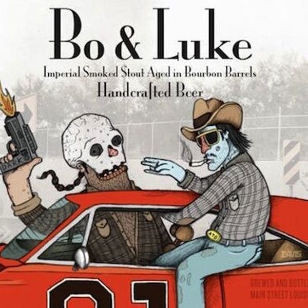 Bo & Luke 2016 Bottle Release