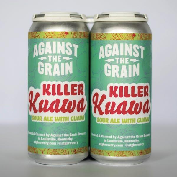 New Beer Release: Killer Kuawa