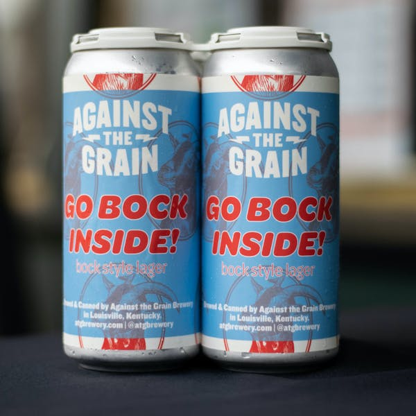 New Beer Release: Go Bock Inside