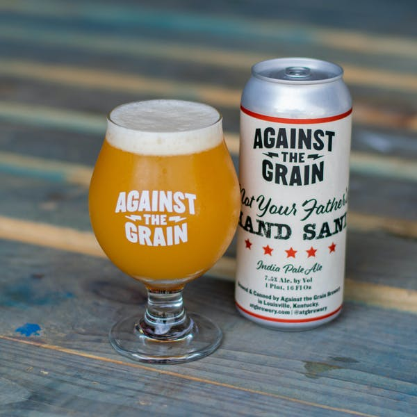 New Beer Release: Not Your Father's Hand Sani