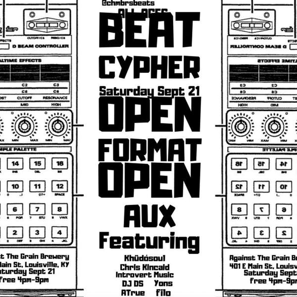 All Ages Beat Cypher
