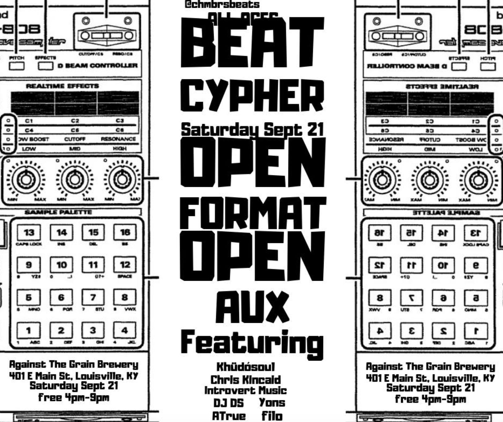 All Ages Beat Cypher | Against the Grain
