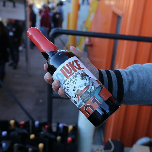 2019 Bo & Luke Bottle Release
