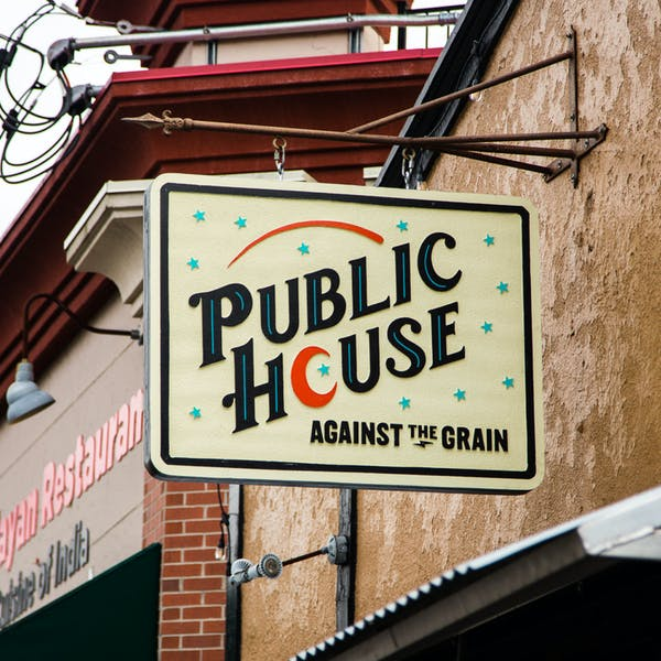 Public House Temporarily Closed