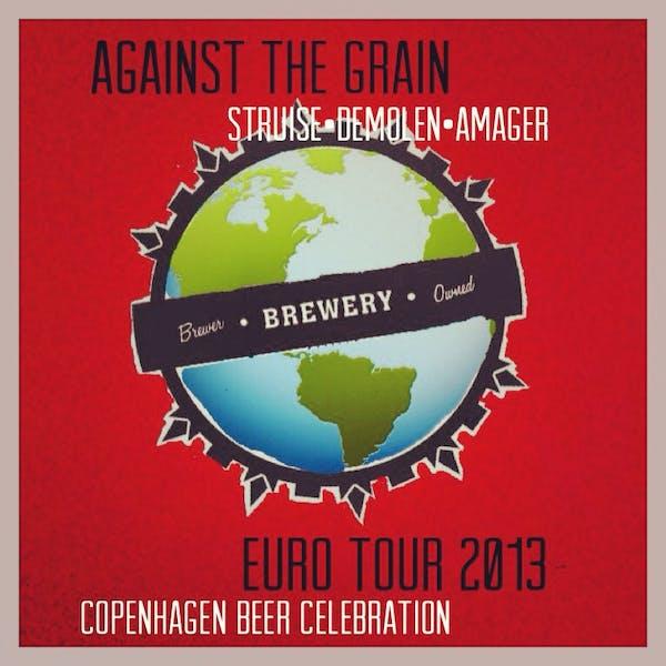 Against the Grain Departs for Copenhagen Beer Celebration
