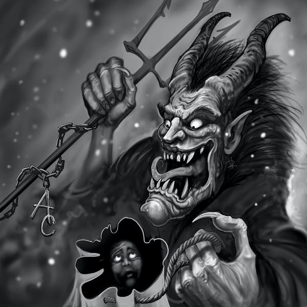 Image or graphic for Krampus