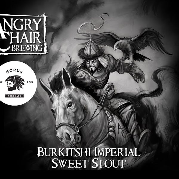 Label - Burkitshi