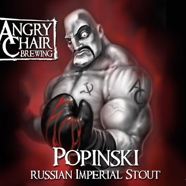 Image or graphic for Popinski's Imperial Stout