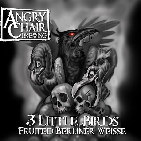 Label - Three Little Birds