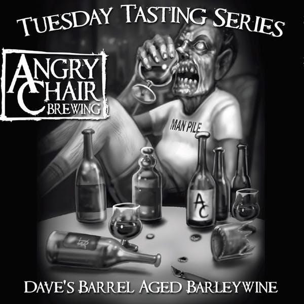 Image or graphic for Dave's BA Barleywine
