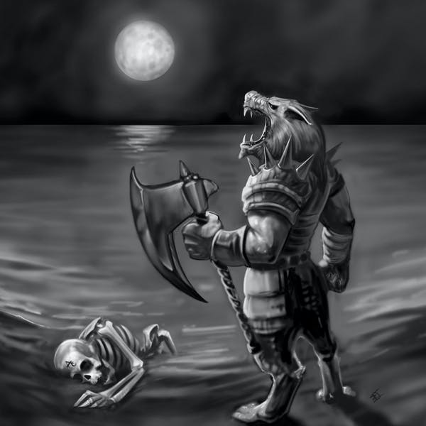 Image or graphic for Lunar Lycan