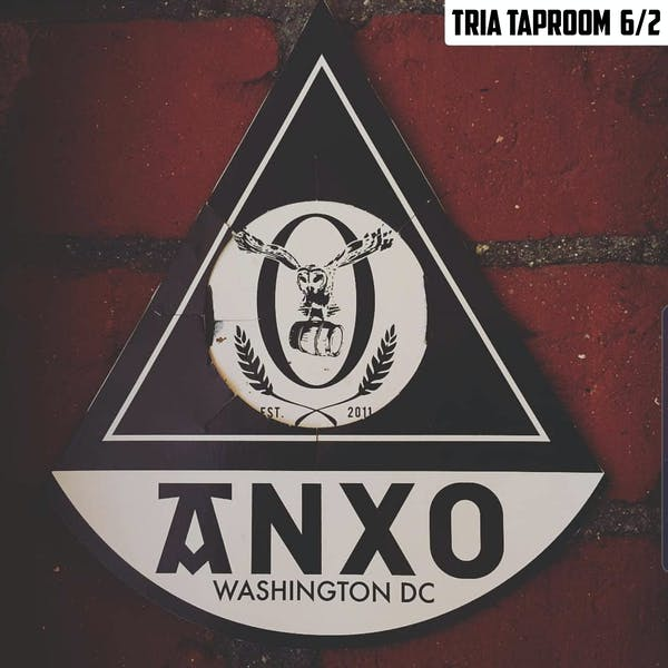 ANXBOW at Tria Taproom