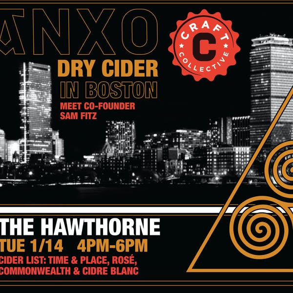 ANXO at The Hawthorne