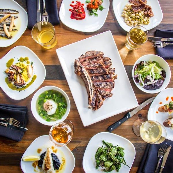 Conde Nast Traveler – Anxo Cidery & Pintxos Bar