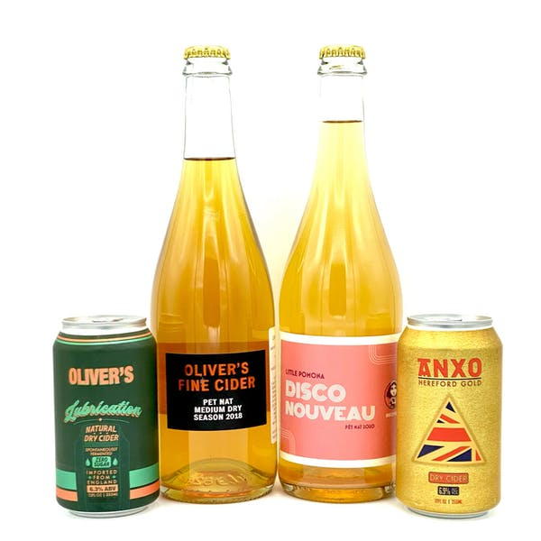 Pet Nat Cider Mixed Pack