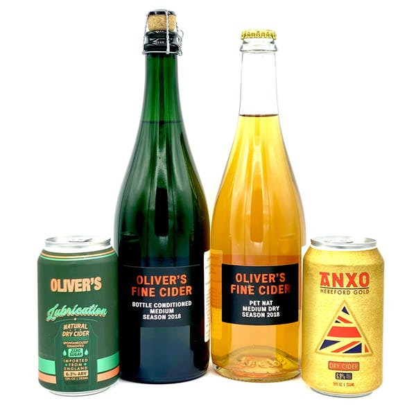 Oliver's Cider Mixed Pack