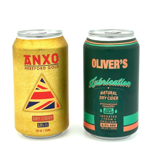"""""""Just The Tins"""" UK Mixed Pack"""