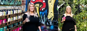 Rachel Topelius, Wine Enthusiast 40 Under 40 Tastemaker