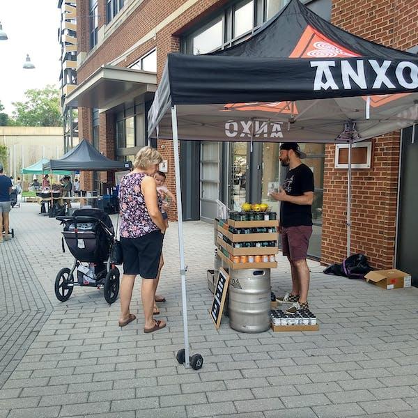 ANXO @ Monroe St. Market