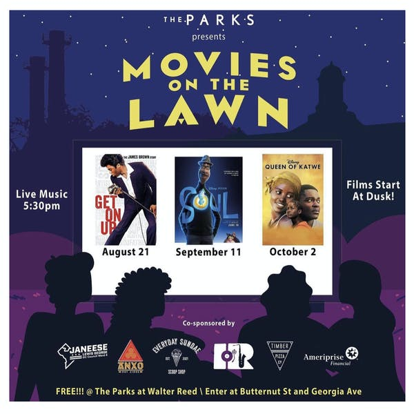 Movies on the Lawn – Queen of Katwe