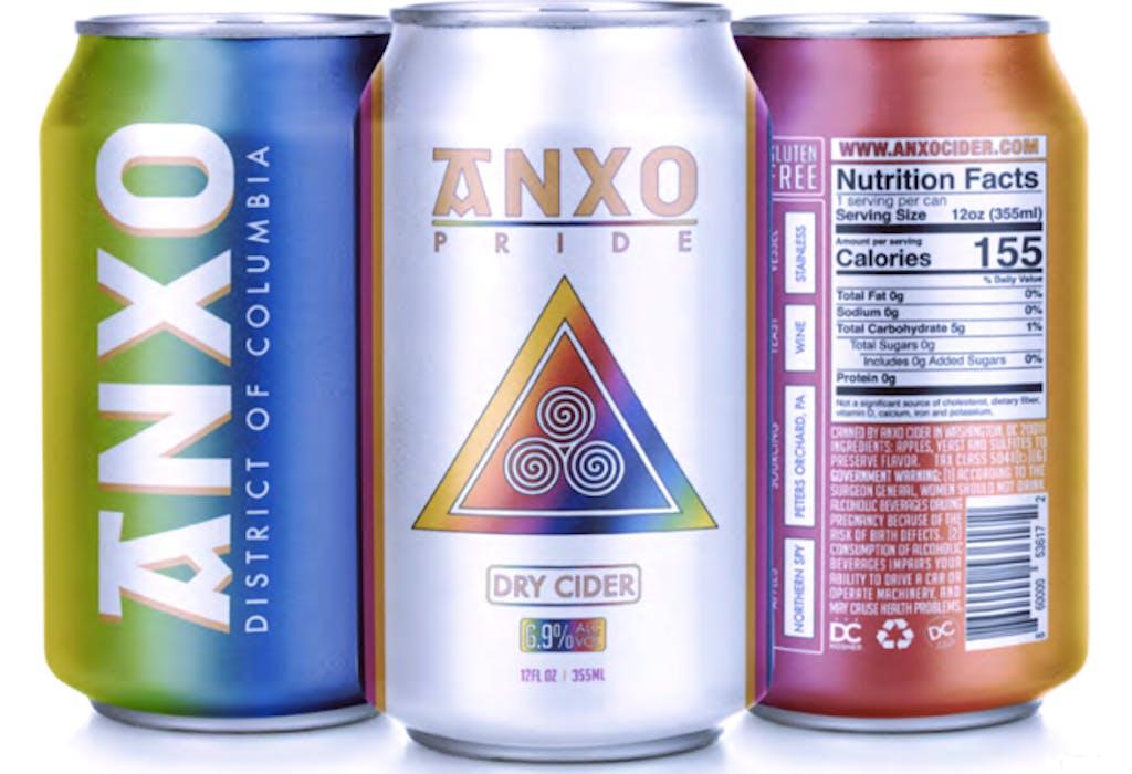 Pride Cider 3 Can Image