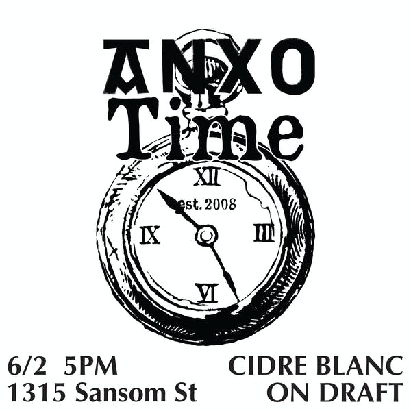 ANXO at Time: Sour Beer & Cider Philly Beer Week