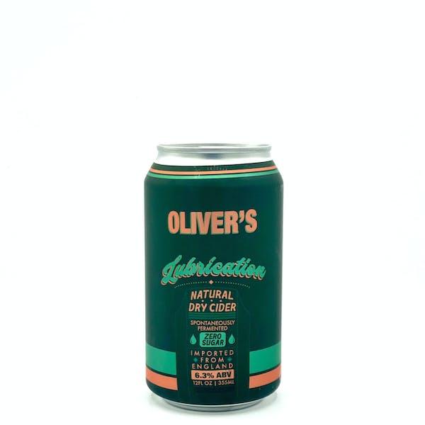 Oliver's Lubrication