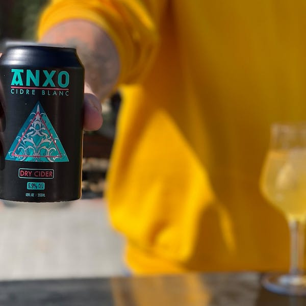 Men's Journal – This Fall, Anxo Cidre Blanc Will Make You Love Dry Cider