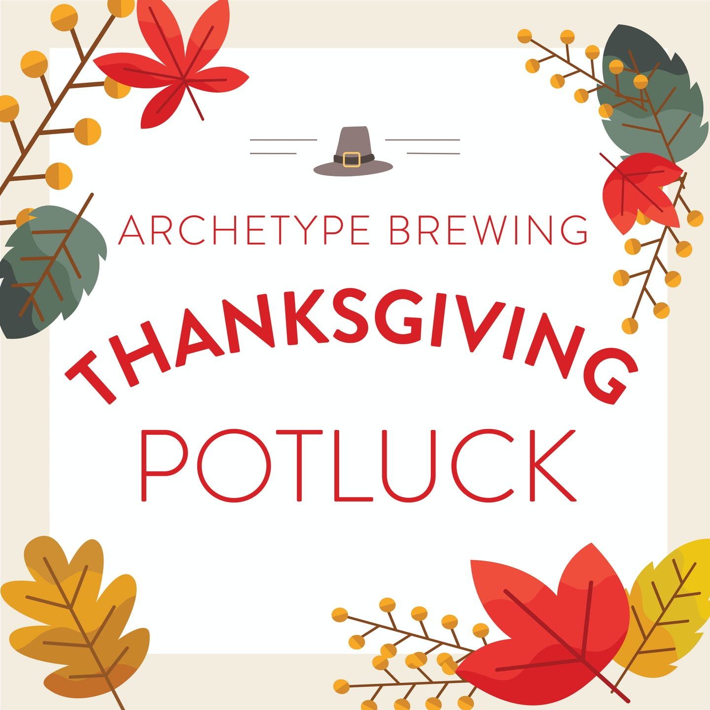 2019 Thanksgiving Potluck_SQUARE