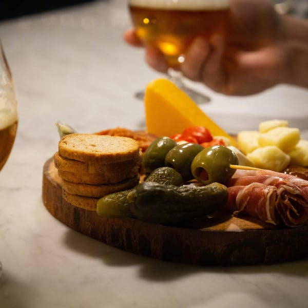 Charcuterie Boards and 2-Year Saison Release
