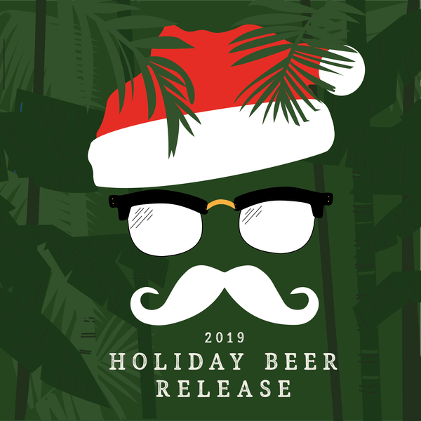 Holiday Beer Release and Hipster Santa Photo Booth