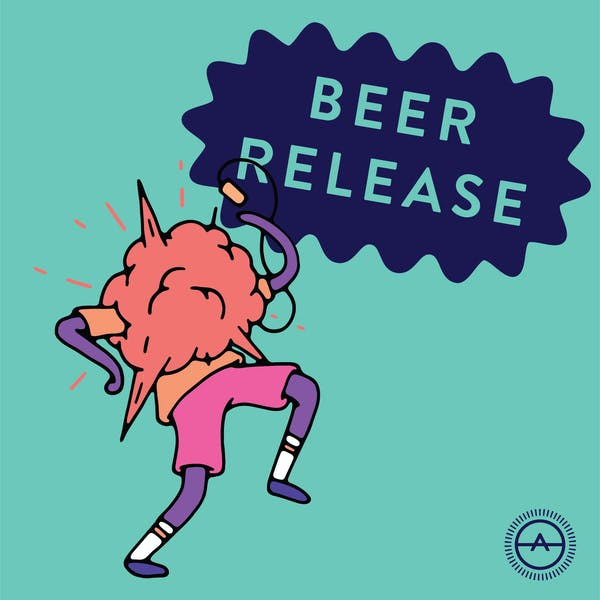 Beer Release: Stay-At-Home Ricc