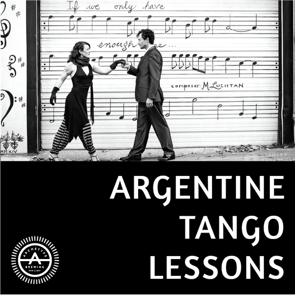 Argentine Tango Class and Milonga