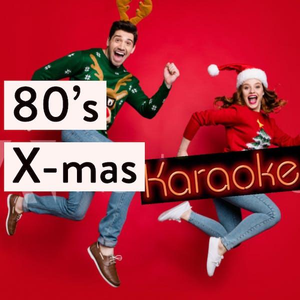 80's X-mas Karaoke