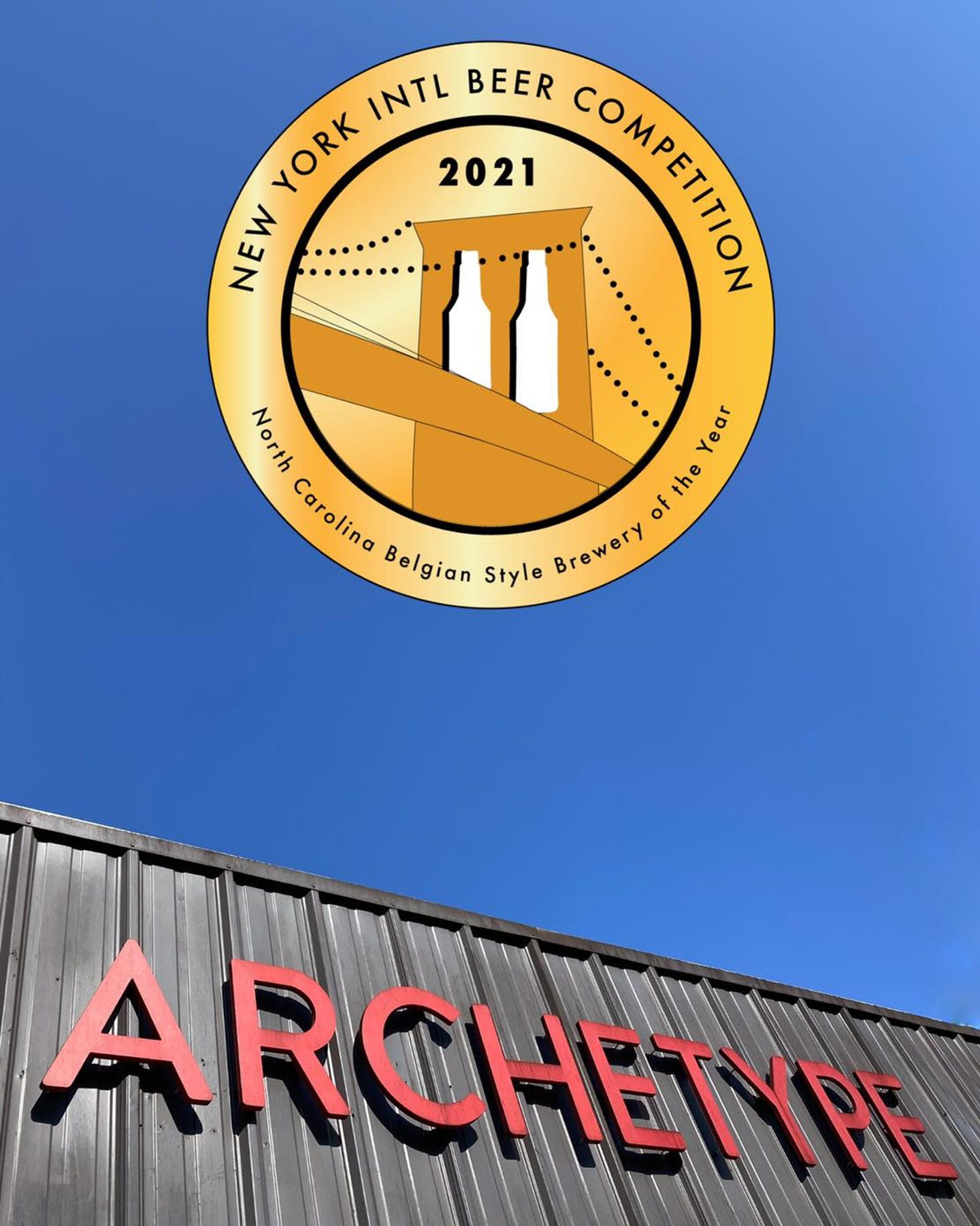 NC Belgian Brewery of the Year!