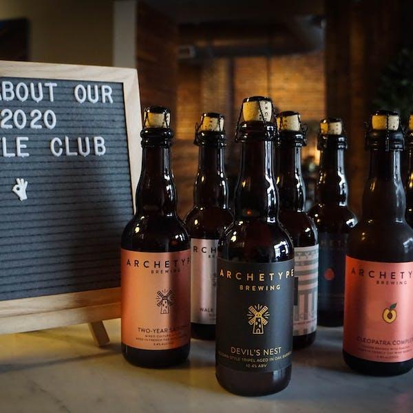 Archetype Brewing Bottle Club