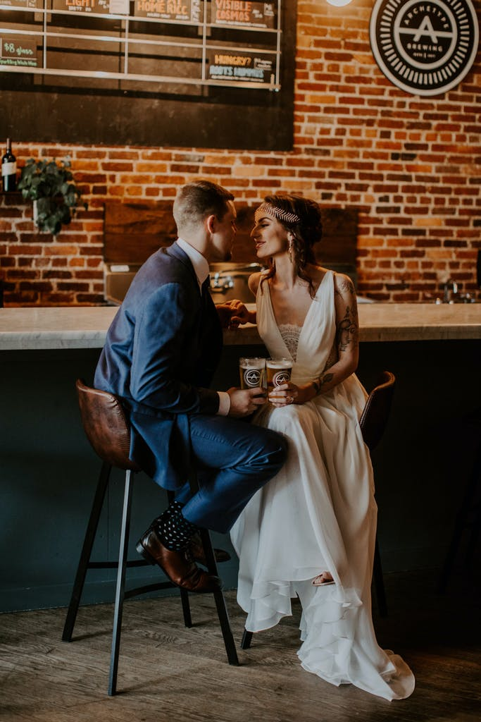 Wedding Venue Reservations at Archetype Broadway