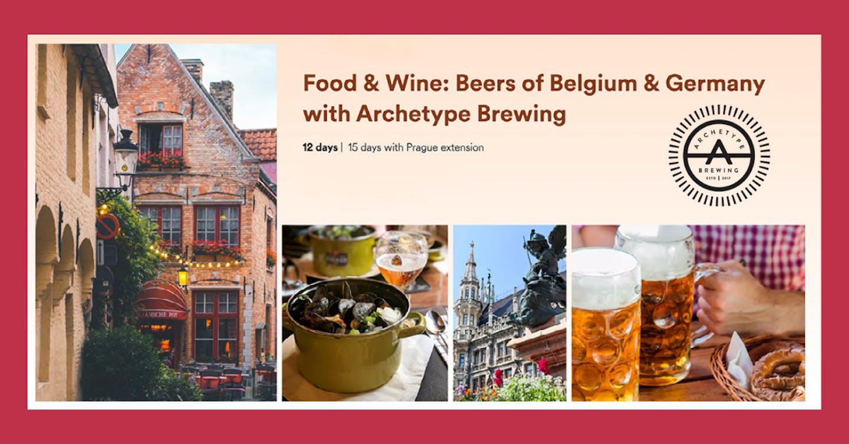 Belgium and Germany