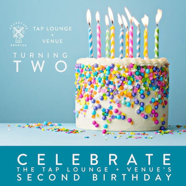 The Tap Lounge + Venue Turns Two
