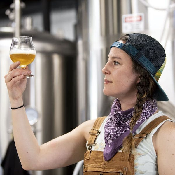 A Day in the Life of a Brewer – Edible Asheville