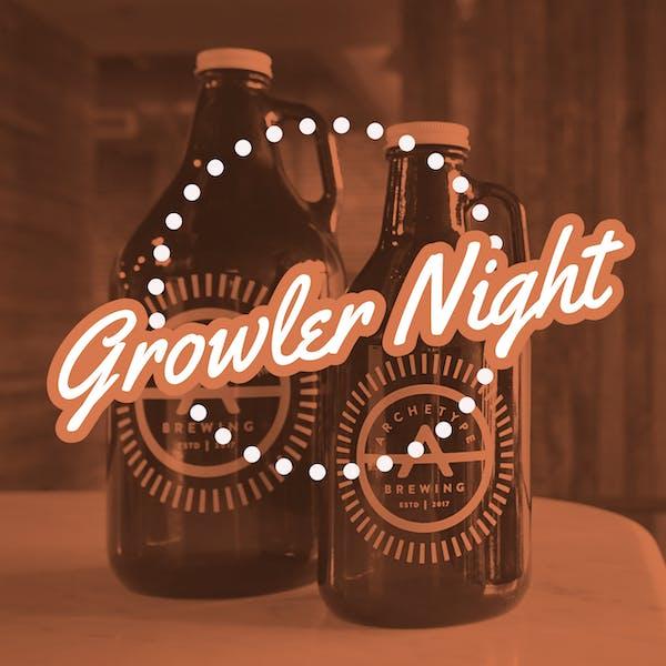 Growler Night