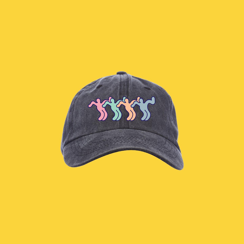 N0 h8 n 828 - Hat Mockup