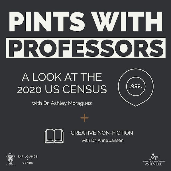 Pints with Professors: A Look At The 2020 Census