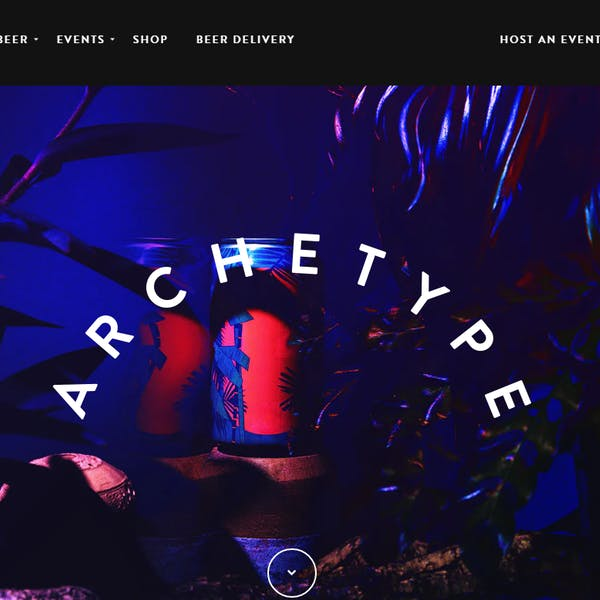 Hop Culture Names Archetype's Website a Favorite