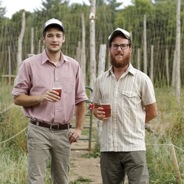 A Hop Farm Turns to Brewery