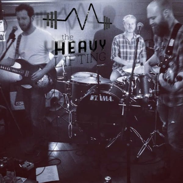 The Heavy Lifting – Live on the Patio