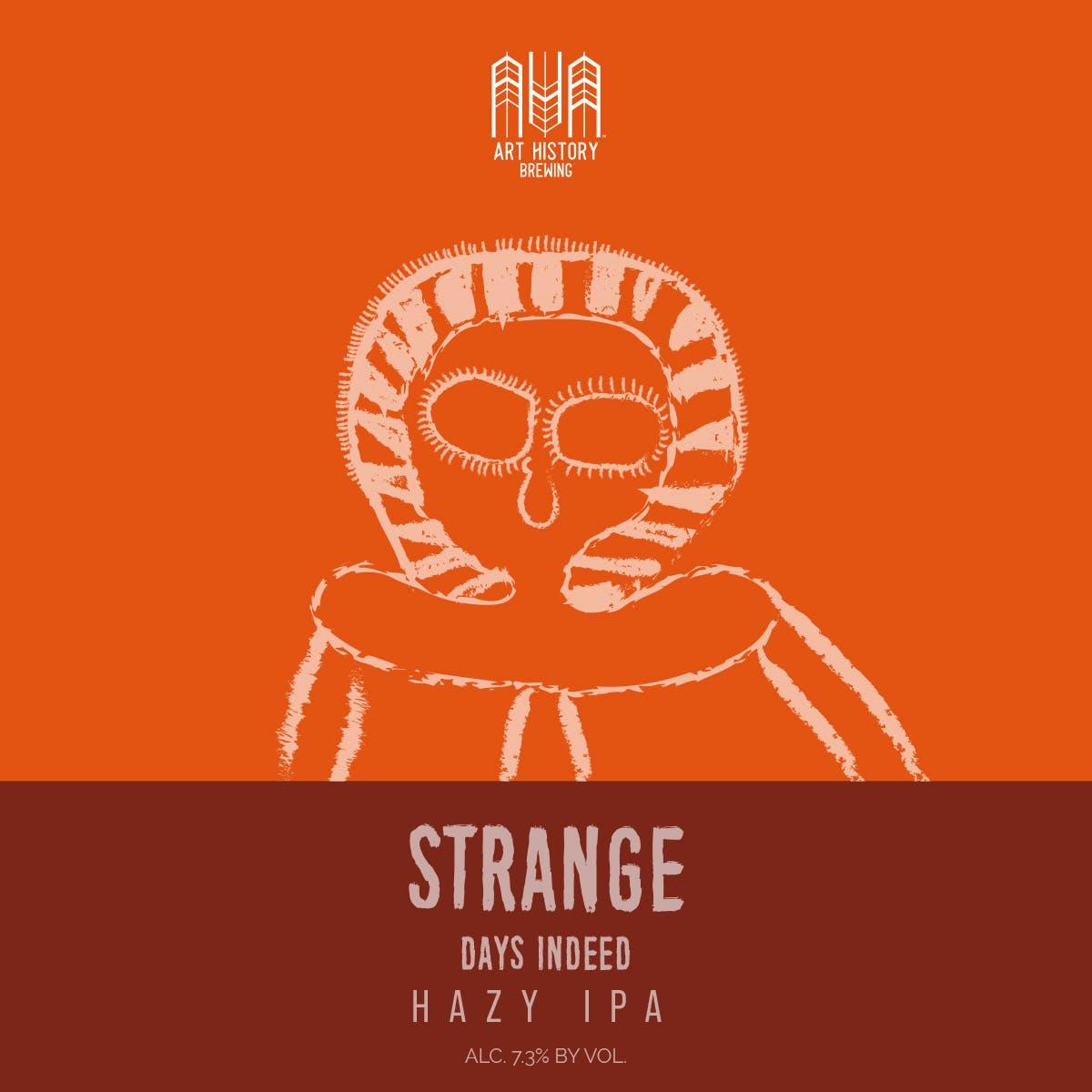 strangedaysindeed