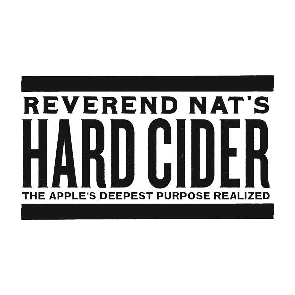 Reverend Nat's Hard Cider