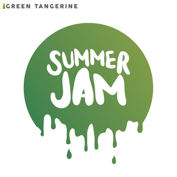 Summer Jam: Green Tangerine